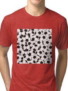 Huge collection of soccer balls Tri-blend T-Shirt