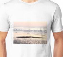 Starlings on Beach Unisex T-Shirt