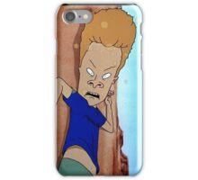 TRIPPING BEAVIS - BEAVIS & BUTTHEAD iPhone Case/Skin