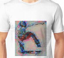 Graffiti Sk8er Boi Unisex T-Shirt
