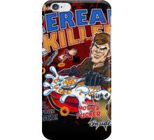 Dexter's Cereal Killer! iPhone Case/Skin