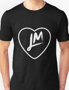 Little Mix LM - White Text Unisex T-Shirt
