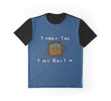 Thank You Tiny Box Tim | Markiplier | *NEW INCLUDED* Graphic T-Shirt