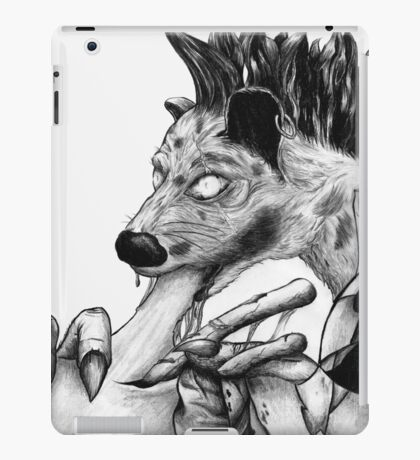 The pathfinder Chronicle 3 - Gnoll iPad Case/Skin