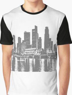 New york sky line Graphic T-Shirt