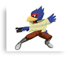 Falco - Super Smash Brothers Melee Nintendo Canvas Print