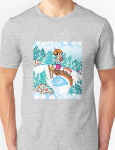 Water jumping Unisex T-Shirt