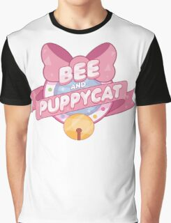 Bee and Puppycat Logo Graphic T-Shirt