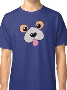 Doggie Kiss?  Doggie Hug? Classic T-Shirt