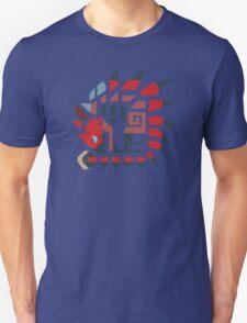 Rathalos Monster Hunter Symbol Design T-Shirt