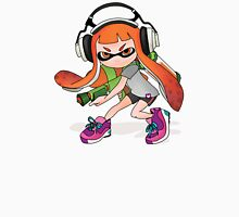 Splatoon Squid kid Nintendo Print Unisex T-Shirt