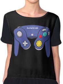 Nintendo Gamecube Controller Design Chiffon Top