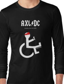 Funny AXL/DC Leipzig Long Sleeve T-Shirt