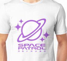 Space Patrol Ogikubo - Purple Unisex T-Shirt