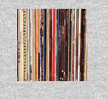 Vinyl Records Indie Rock  Hoodie