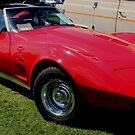 corvette stingray by Perggals© - Stacey Turner