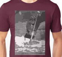 Physical exertion in canoeing 10 (n&b)(h) transformed how Picasso painting Unisex T-Shirt