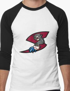 Sacramento river cats Men's Baseball ¾ T-Shirt
