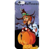 Halloween theme design illustration iPhone Case/Skin
