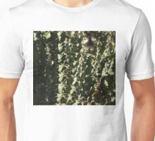 Sharp Shapes and Shadows - Cactus Garden Unisex T-Shirt