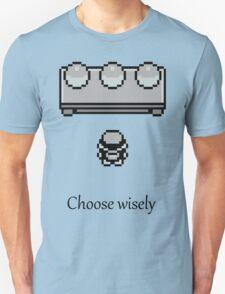 Pokemon - The choice T-Shirt