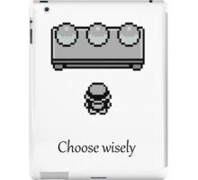Pokemon - The choice iPad Case/Skin