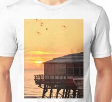 Invasion of the Starlings Unisex T-Shirt