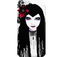 Gothic Faerie iPhone Case/Skin