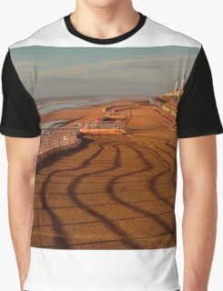 North from North Pier Graphic T-Shirt