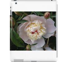 Lovely peony iPad Case/Skin