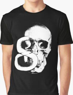 Skull No.8 Graphic T-Shirt