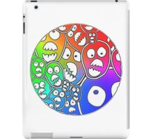 The Mighty Boosh Psy Mask iPad Case/Skin