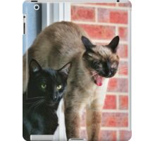 Morning Stretches iPad Case/Skin