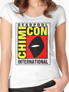 Chimi-Con Women's Fitted Scoop T-Shirt