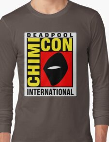 Chimi-Con Long Sleeve T-Shirt