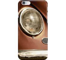Metallica ~ VW Beetle Image iPhone Case/Skin