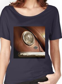 Metallica ~ VW Beetle Image Women's Relaxed Fit T-Shirt