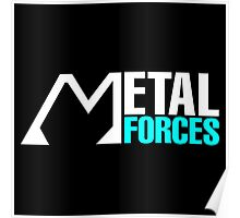 Metal Forces Poster