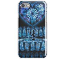 Crystal Heart, Crystal Memories iPhone Case/Skin