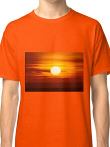 Sunset over the Sea Classic T-Shirt