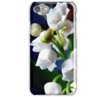 Fête du Muguet - (lily of the valley) iPhone Case/Skin
