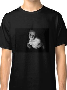 Child(ish) Mask Horror Photography  Classic T-Shirt