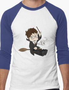 Harry Potter Men's Baseball ¾ T-Shirt