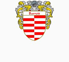 Barrett Coat of Arms/ Barrett Family Crest Unisex T-Shirt