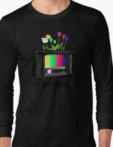 Test Garden Long Sleeve T-Shirt