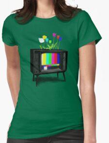 Test Garden Womens Fitted T-Shirt