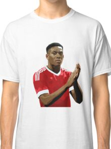 Anthony Martial Vector  Classic T-Shirt