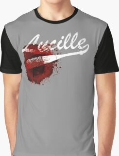 Lucille The Walking Dead Graphic T-Shirt