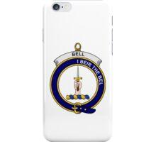 Bell Clan Badge iPhone Case/Skin