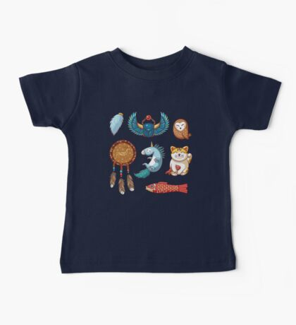 Lucky charms Baby Tee